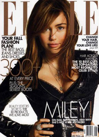Elle Magazine : Salon Leau - America's Top Salons 2009