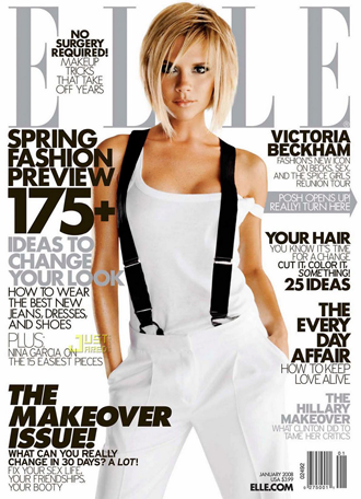 Elle Magazine : Salon Leau - America's Top Salons 2008