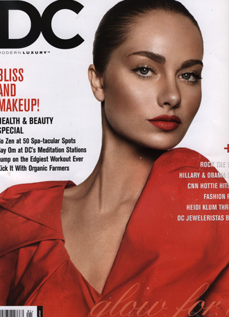DC Magazine:   Salon L'eau